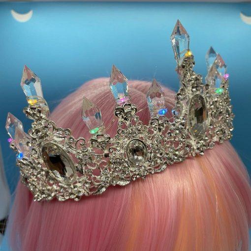 Light Up Crown Tiara
