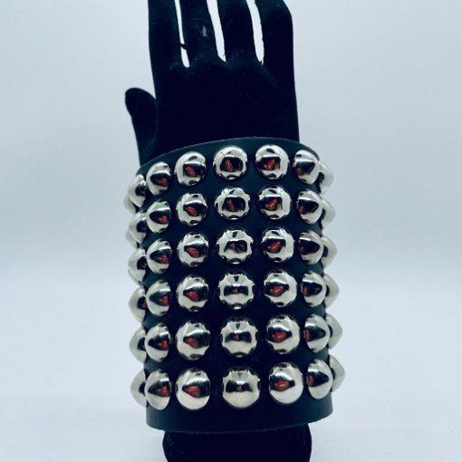 FP-FB-148-ConicalStud-Bracelet