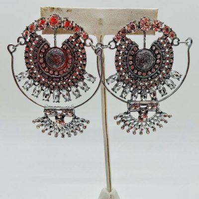 CHN-Gypsy-Earrings-Silver